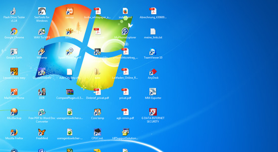 Desktop Windows 7 Rechner